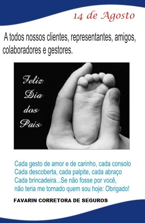 Favarin Corretora De Seguros Feliz Dia Dos Pais Favarin Corretora